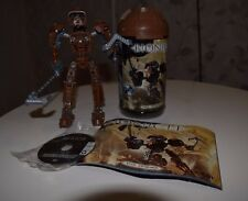 LEGO BIONICLE / TOA METRU ONEWA 8604 WITH INSTRUCTIONS, BOX AND CD / COMPLETE