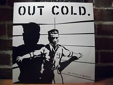 OUT COLD will attack LP NEW gg allin murder junkies psycho bad chopper ramones