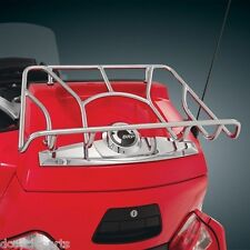 SHOW CHROME 41-155 CHROME TOUR TRUNK RACK CAN-AM SPYDER RT