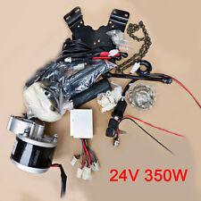 Al Di Là Potente 24V 350W Bicicletta Elettrica Spazzola Gear Motor M99G Durevole