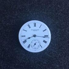 VINTAGE 29MM NEW YORK STANDARD HUNTING CASE POCKETWATCH MOVEMENT