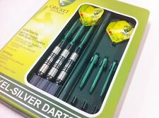 Quality Cricket Australia Nickel Silver Dart Board Dart Fathers Day Gift Set