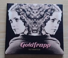 GOLDFRAPP - FELT MOUNTAIN - DIGIPAK CD