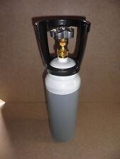 Bombola Ossigeno o Argon  da 2,9  litri,   saldatura cannello o tig