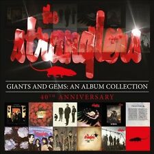 Giants and Gems: An Album Collection [Box] [PA] by The Stranglers (CD,...