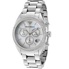 New Ladies Emporio Armani Watch Crystal- AR5959 - WARRANTY, NEXT DAY DELIVERY