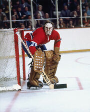 KEN DRYDEN Unsigned Vintage MONTREAL CANADIENS 8x10 Photo