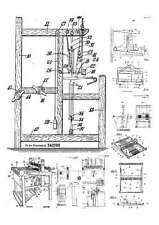 Handwebstuhl, Technik auf 1041 Seiten