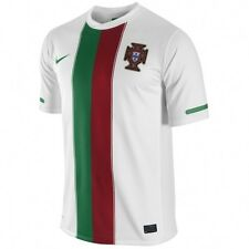 Official Nike Junior Portugal Away Jersey 2010-2011, Size: LB  ( 12-13 Years)
