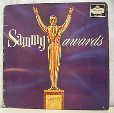 "33T SAMMY AWARDS Disque Vinyl LP 12"" SAMMY DAVIS LONG PRAYING - BRUNSWICK 8330"