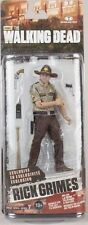 THE WALKING DEAD - RICK GRIMES TV SERIES 7 - ACTION FIGURE - McFARLANES (MINT)