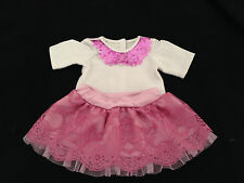 New! American Girl Sparkle Sequin Outfit McKenna, Isabelle,Mia,Molly,Julie,Kit