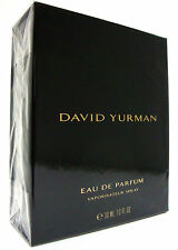 DAVID YURMAN ORIGINAL CLASSIC WOMEN PERFUME 30 ML 1 FL OZ EDP SPRAY NIB