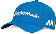 NEW TaylorMade M1/Psi Tour Cage Shock Blue Fitted L/XL Hat/Cap
