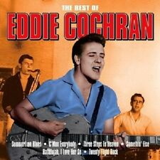 "EDDIE COCHRAN ""BEST OF"" CD NEUWARE"