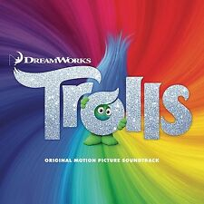TROLLS (ORIGINAL MOTION PICTURE SOUNDTRACK)   CD NEU