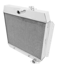 1949 - 1952 Chevrolet Styleline Special/Deluxe 3 Row Champion DR Radiator