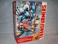 First Edition Optimus Prime Transformers 4 Age of Extinction Hasbro 2013 MISB