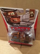 """DISNEY CARS DIECAST - """"Race Team Mater"""" - Combined Postage"""