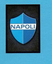 PANINI CALCIATORI 2008-2009- Figurina n.289-SCUDETTO/BADGE-NAPOLI NEW