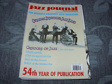 Jazz Journal  Dec  2001   Orig Dixieland Jazz Band, Louis & Bix, Bags