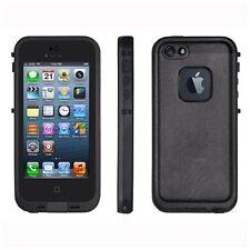 COOL WATERPROOF SHOCKPROOF DIRTPROOF BRAND NEW CASE FOR APPLE iPHONE 5 BLACK