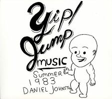 Daniel Johnston Yip/Jump Music remastered CD 2006 Outsider artist