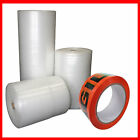 Bubble Wrap 375mm x 50m Bubblewrap roll 10mm + BONUS 1FREE fragile tape