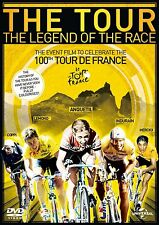 The Legend of the Tour De France [DVD] NEU Legenden Lance Armstrong, Indurain