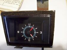 "1977-1978-1979 Chevrolet Impala, Caprice  ""NOS Electric Clock"" in Original Box"