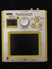 Korg Kaossilator Keyboard Synthesizer