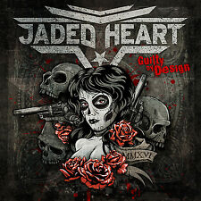 JADED HEART Guilty By Design CD ( 200932 )