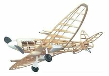 West Wings Model Kit - Rubber Band Powered Supermarine Spitfire 22/24 - 1:18