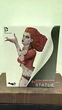 *BATMAN ARKHAM ASYLUM POISON IVY STATUE DC COLLECTIBLES CITY ORIGINS KNIGHT
