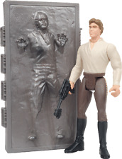 Star Wars Power of The Force Han Solo Carbonite Action Figure