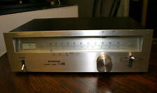 VINTAGE 1977 PIONEER STEREO TUNER TX-5500II 240V 9W MADE IN JAPAN