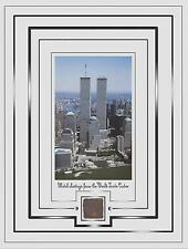 TWIN TOWERS, World Trade Center, WTC.........STEEL/METAL SHAVINGS, New York, NYC