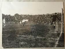 photo press football  5 mai 1921 France-Angleterre       535