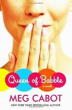 Queen of Babble by Meg Cabot (2006, Hardcover)