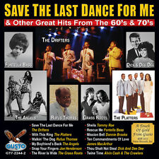Great Hits From The 60's & 70's (2012, CD NEUF) Angels/Thomas/Grass Roots