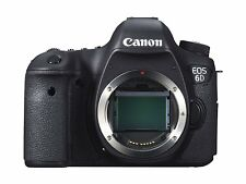 Canon EOS 6D 20.2 MP Digital SLR Camera Body  Shutter actuations 900