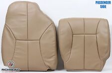 1998-2002 Dodge Ram 2500 SLT -Passenger Side Complete Leather Seat Covers Tan