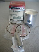 Wiseco Piston with Rings Pin & Circlips 0.051mm Suzuki RM125 1981-1984 511M05400