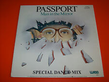 "Passport / Doldinger - Man In The Mirror / Special Dance Mix - 12"" MAXI [NM]"