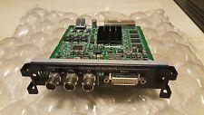 Panasonic AV-HS04M5 DVI & Analog Component Output Board for AV-HS400