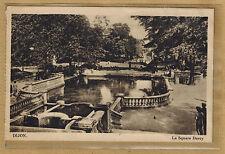 Cpa Dijon - le square Darcy timbre taxe rp102