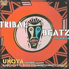 Tribal Beatz of Africa, New Music