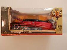 Jada 10th Anniversary '51 Mercury 1:24 Diecast Car NIB Limited Edition 2009