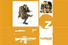 THREEA ASHLEY WOOD WWR CAESAR DUTCH MERC 1/12 Action Figure
