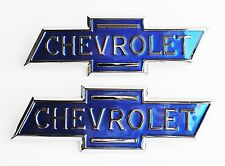 1936 1937 1938  Chevrolet Truck Hood Side Emblems